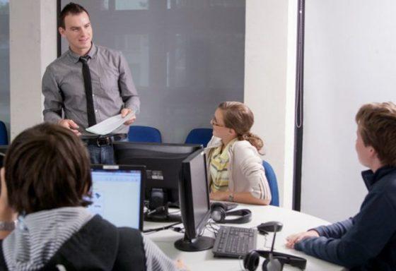 Ateliers de langues pour le collège
