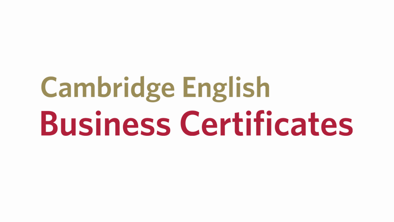 Business Certificates (BEC)