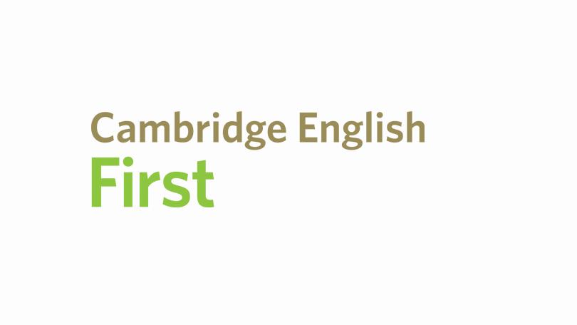 Cambridge English First (FCE)