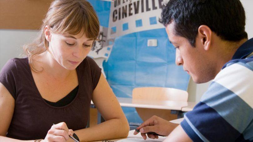 Cours privés de langues